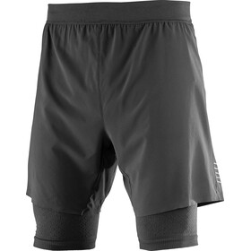 Salomon Exo Motion - Pantalones cortos running Hombre - negro